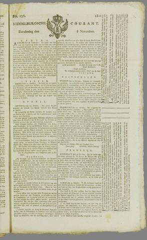 Middelburgsche Courant 1810-11-08