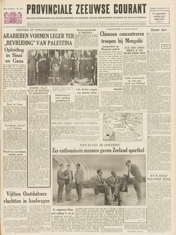 Provinciale Zeeuwse Courant 1964-09-11
