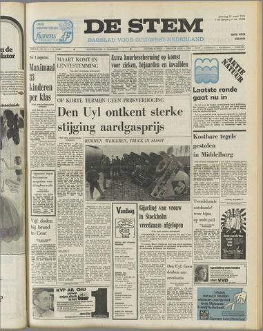 de Stem 1974-03-23