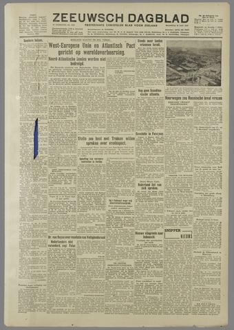 Zeeuwsch Dagblad 1949-01-31