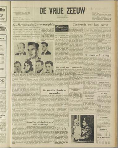 de Vrije Zeeuw 1961-06-13