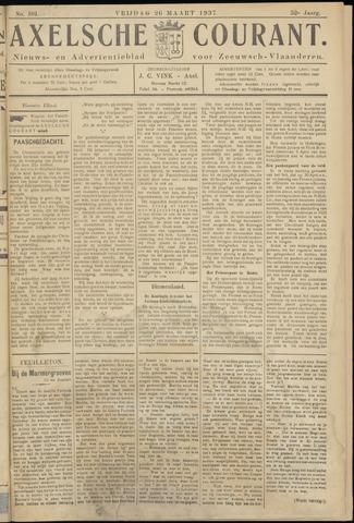 Axelsche Courant 1937-03-26