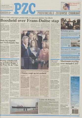 Provinciale Zeeuwse Courant 1997-01-21