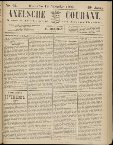Axelsche Courant 1902-11-19