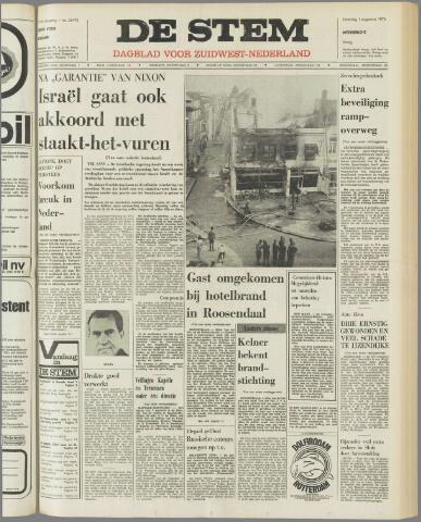de Stem 1970-08-01