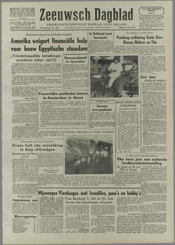 Zeeuwsch Dagblad 1956-07-20