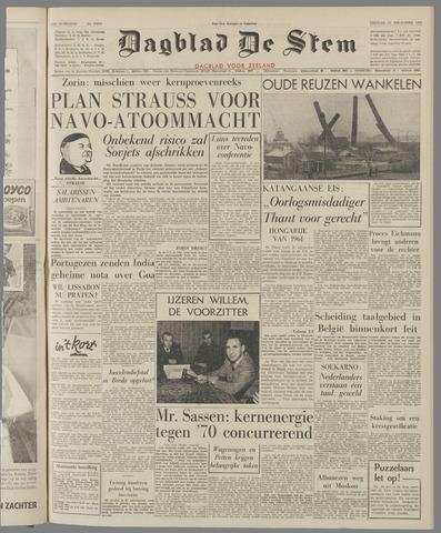 de Stem 1961-12-15
