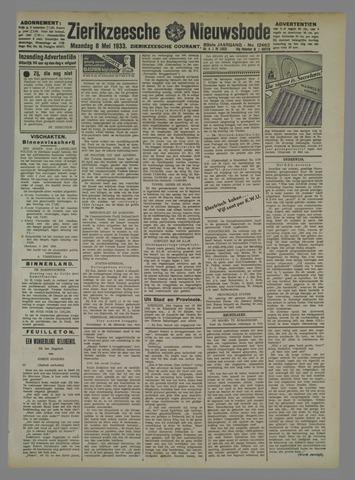 Zierikzeesche Nieuwsbode 1933-05-08