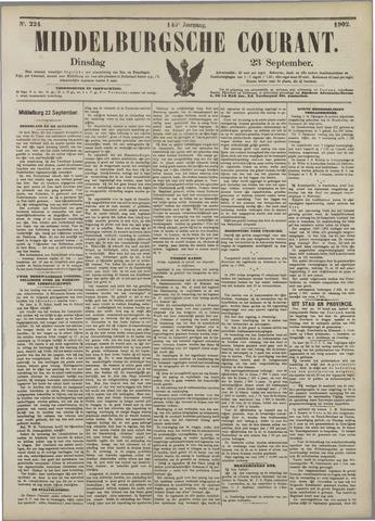 Middelburgsche Courant 1902-09-23