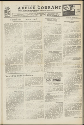 Axelsche Courant 1958-12-13
