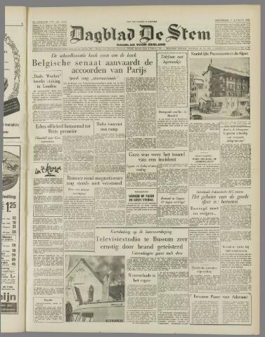 de Stem 1955-04-07