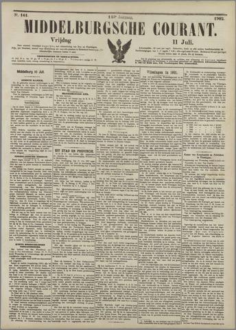 Middelburgsche Courant 1902-07-11
