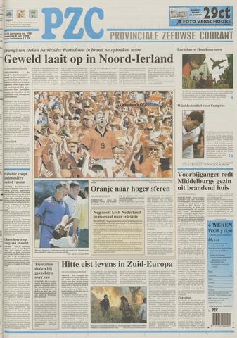 Provinciale Zeeuwse Courant 1998-07-06