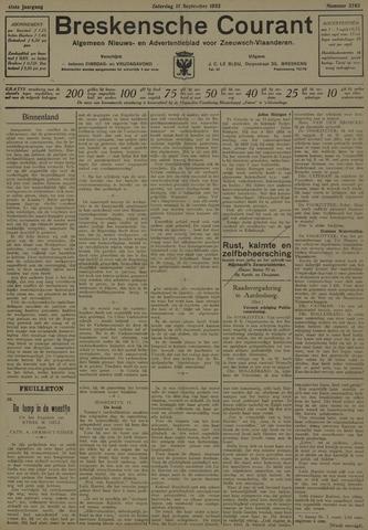 Breskensche Courant 1932-09-17