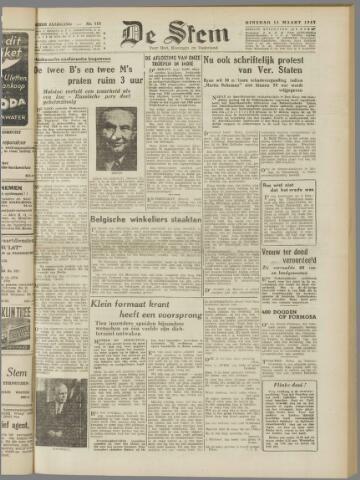 de Stem 1947-03-11