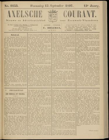 Axelsche Courant 1897-09-15