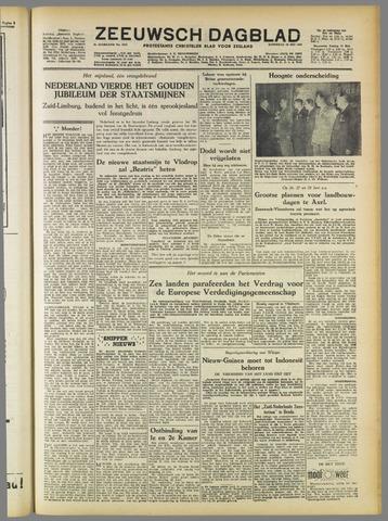 Zeeuwsch Dagblad 1952-05-10