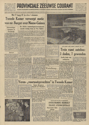 Provinciale Zeeuwse Courant 1958-10-02