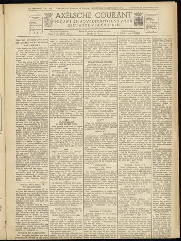 Axelsche Courant 1946-09-25