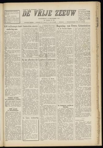 de Vrije Zeeuw 1947-12-18