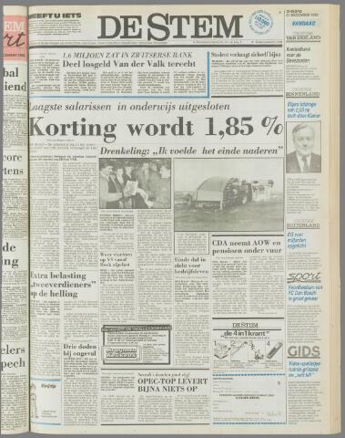 de Stem 1982-12-21