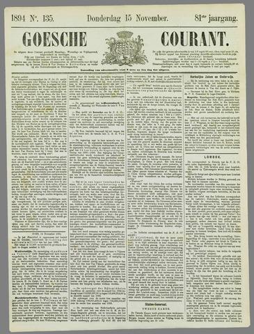 Goessche Courant 1894-11-15