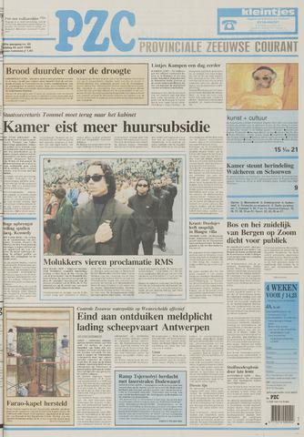 Provinciale Zeeuwse Courant 1996-04-26