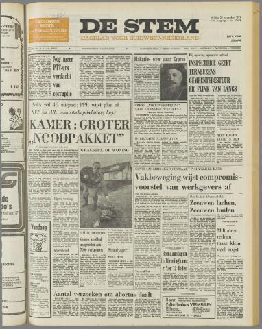 de Stem 1974-11-22