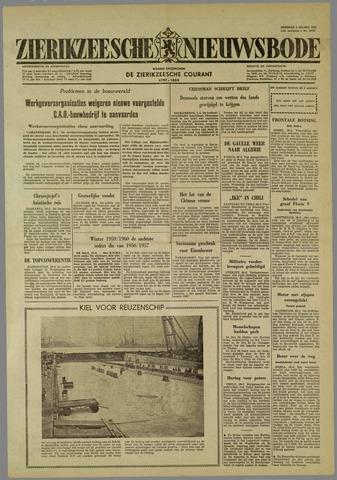 Zierikzeesche Nieuwsbode 1960-03-01