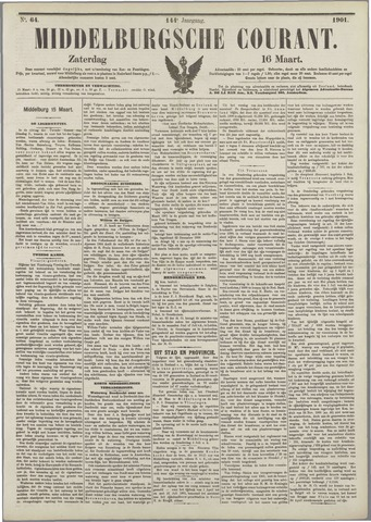 Middelburgsche Courant 1901-03-16