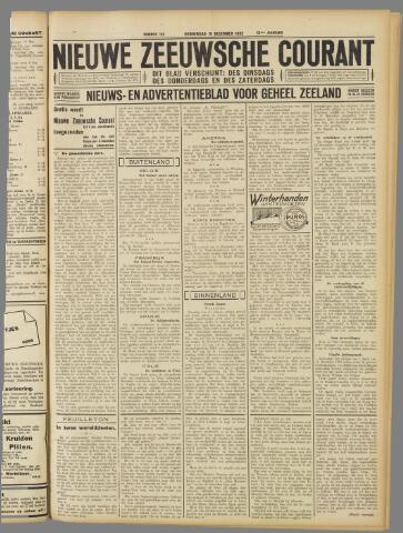 Nieuwe Zeeuwsche Courant 1932-12-15