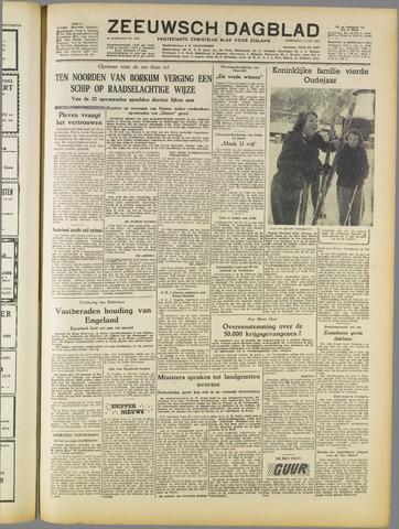 Zeeuwsch Dagblad 1952-01-02