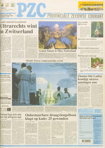 Provinciale Zeeuwse Courant 2003-10-20