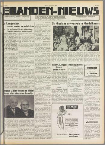Eilanden-nieuws. Christelijk streekblad op gereformeerde grondslag 1967-11-28