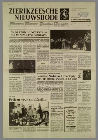 Zierikzeesche Nieuwsbode 1984-10-11
