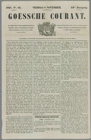 Goessche Courant 1867-11-08