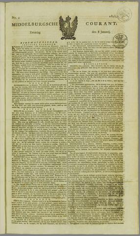 Middelburgsche Courant 1825-01-08