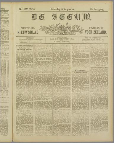 De Zeeuw. Christelijk-historisch nieuwsblad voor Zeeland 1904-08-06