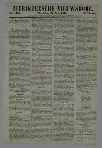 Zierikzeesche Nieuwsbode 1873-07-29