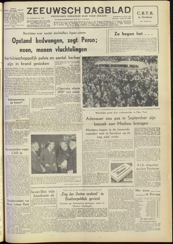 Zeeuwsch Dagblad 1955-06-18