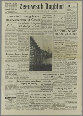 Zeeuwsch Dagblad 1958-06-30