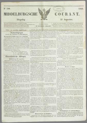 Middelburgsche Courant 1860-08-21