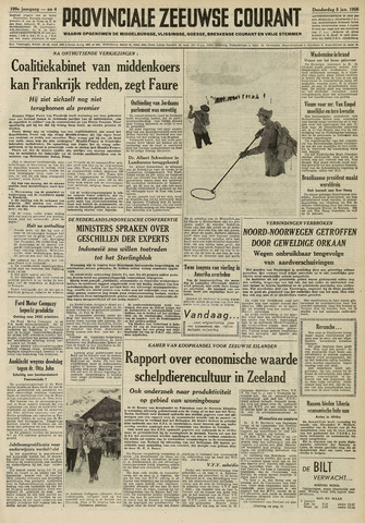 Provinciale Zeeuwse Courant 1956-01-05