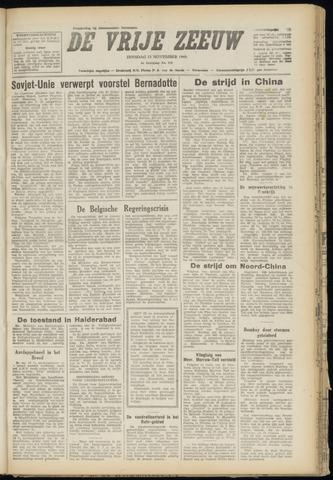 de Vrije Zeeuw 1948-11-23