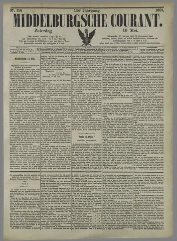 Middelburgsche Courant 1891-05-16