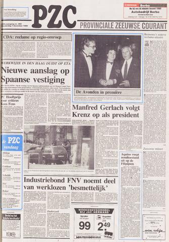 Provinciale Zeeuwse Courant 1989-12-07