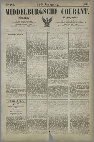 Middelburgsche Courant 1883-08-06