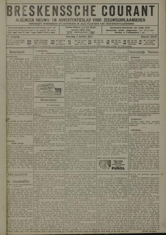 Breskensche Courant 1928-10-27