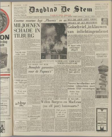 de Stem 1962-04-19