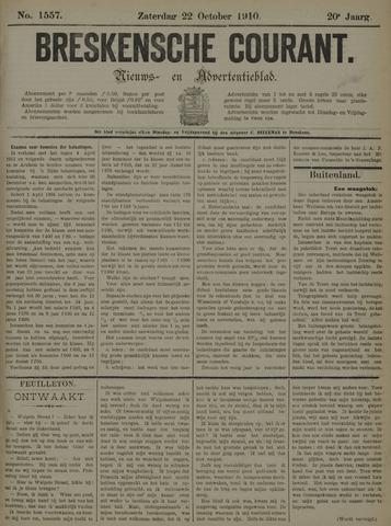 Breskensche Courant 1910-10-22